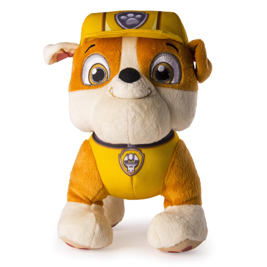 "PAW Patrol, Basic 10"" Plush, Rubble"