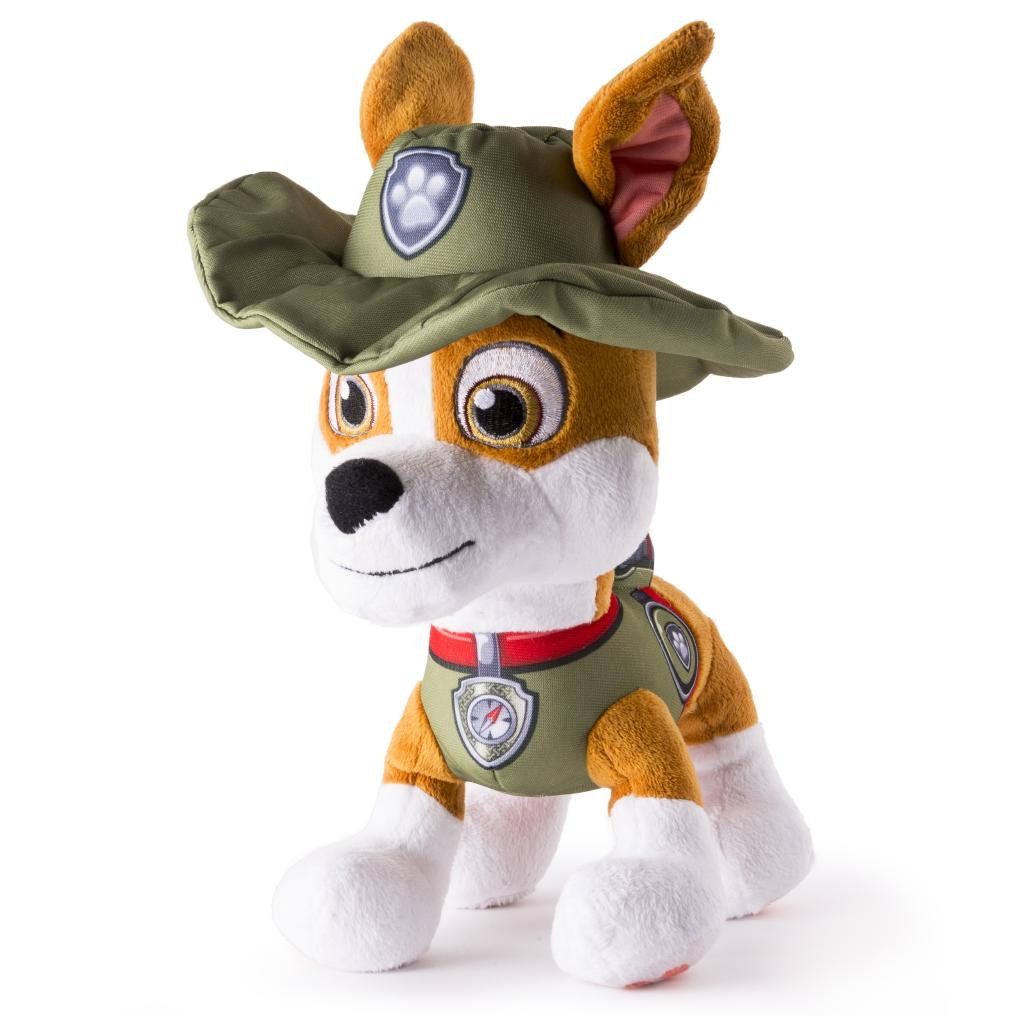 "PAW Patrol, Basic 10"" Plush, Tracker"