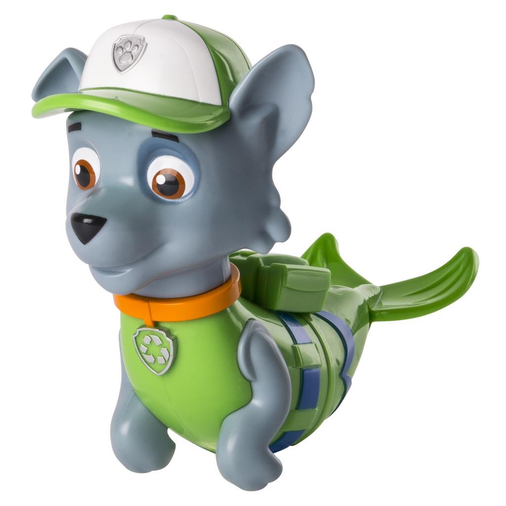 PAW Patrol, Bath Paddlin Pup, Rocky Merpup