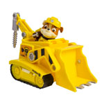 Rubble's Digg'n Bulldozer Details