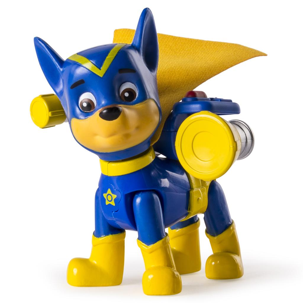 PAW Patrol - Chase Super Pups Figure