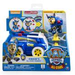 PAW Patrol - Chase's All Stars Cruiser- Vehicle and Figure Details