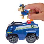 PAW Patrol Chase's Cruiser, Vehicle and Figure Details