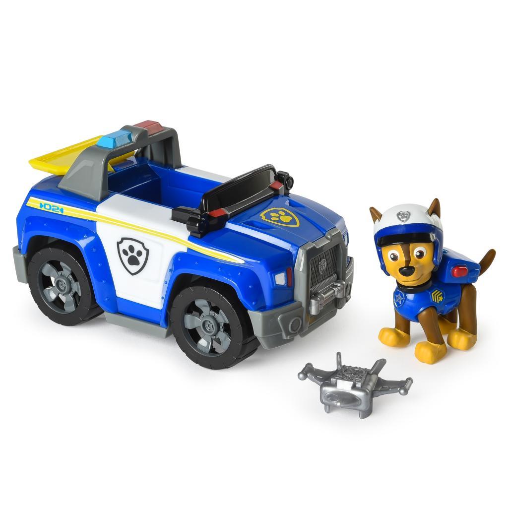 Chase's Highway Patrol Cruiser
