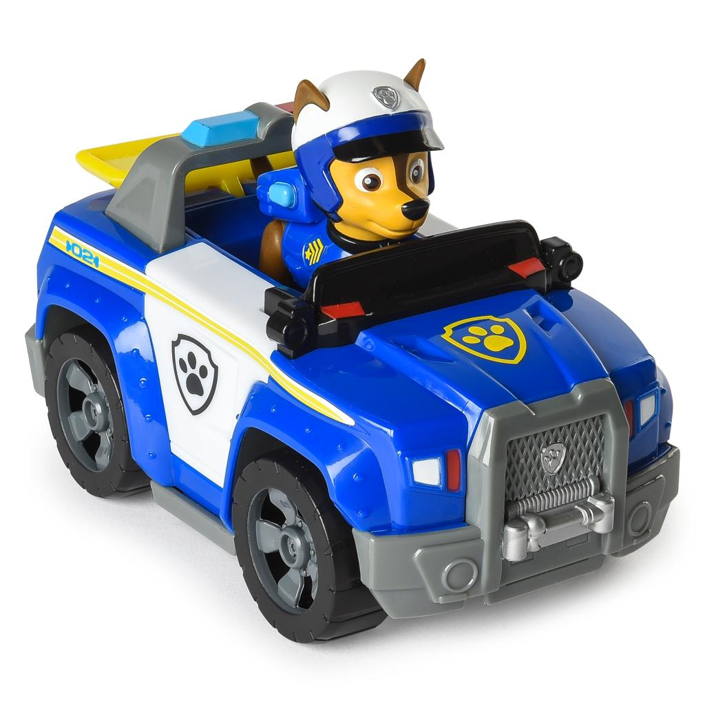 PAW Patrol Fans Can Collect The Rest Of The PAW Patrol Vehicles And  Recreate Scenes From The TV Show! Team Up With Chase And Speed Into  Adventure In His ...