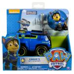 PAW Patrol Chase's Spy Cruiser, Vehicle and Figure Details