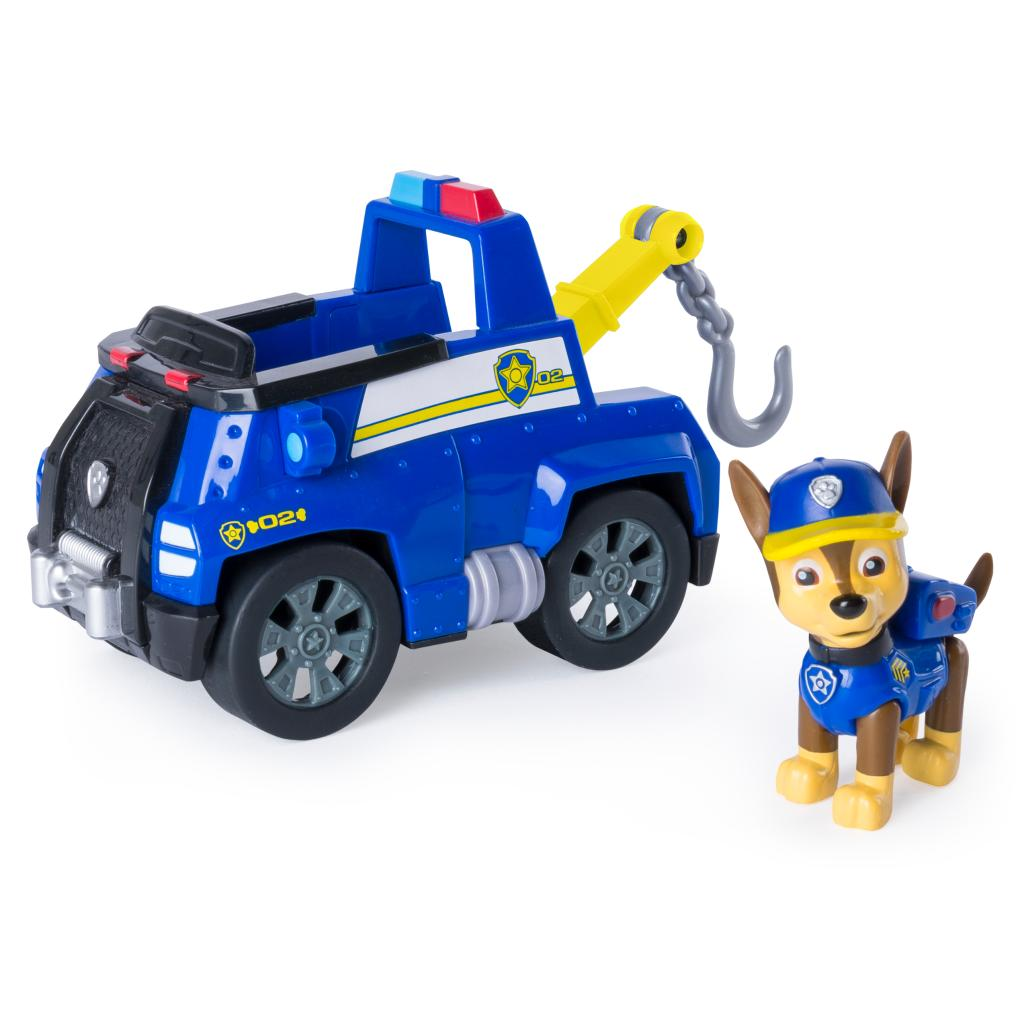 Chase's Tow Truck - Figure and Vehicle