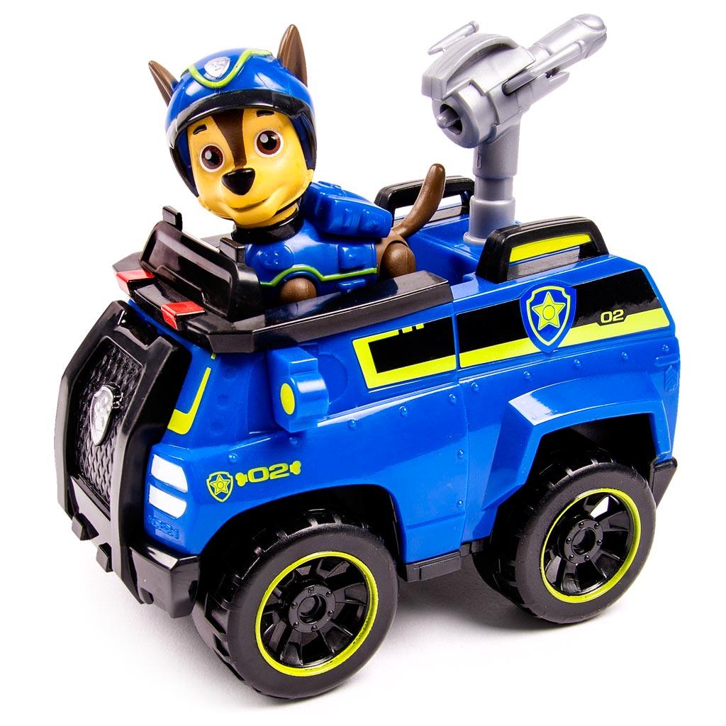 Spin Master - PAW Patrol Chase's Spy Cruiser