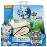 PAW Patrol Everest's Rescue Snowmobile, Vehicle and Figure Details