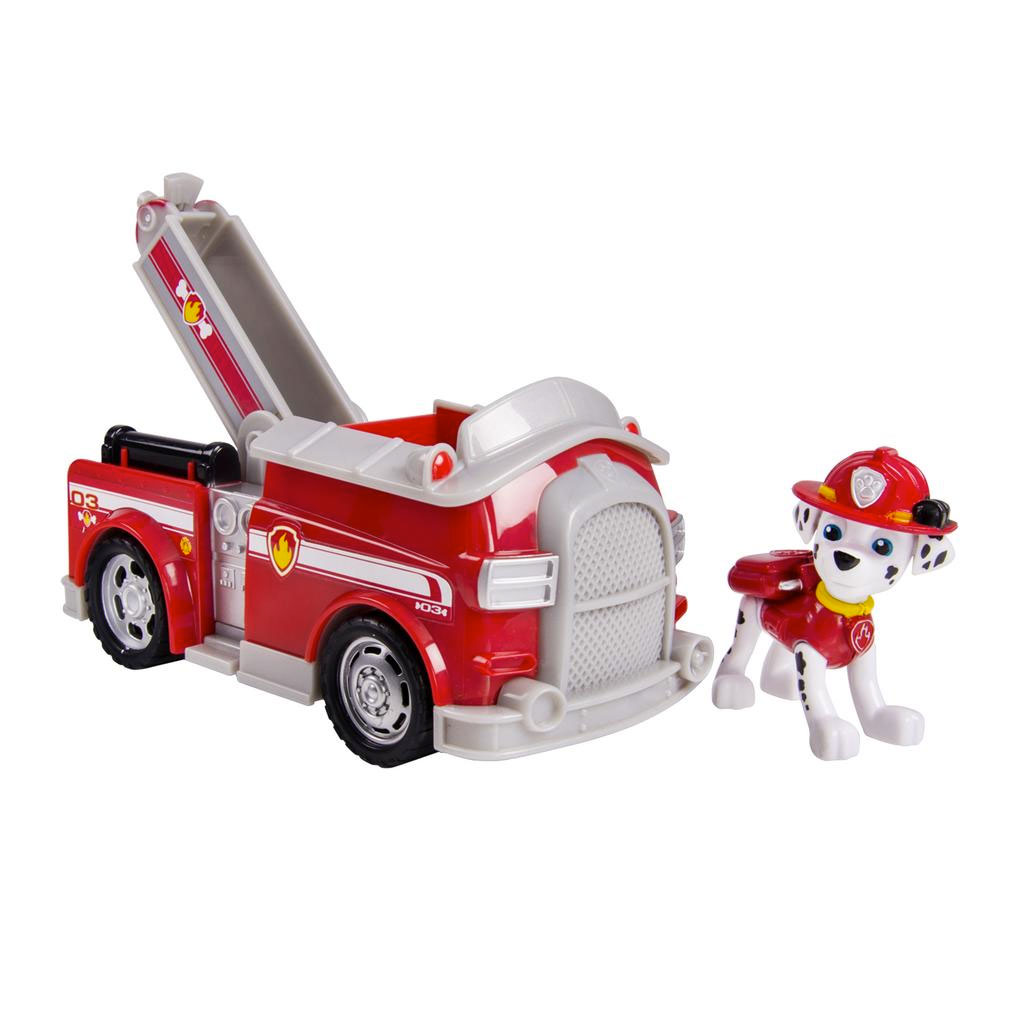 Marshall's Fire Fightin' Truck