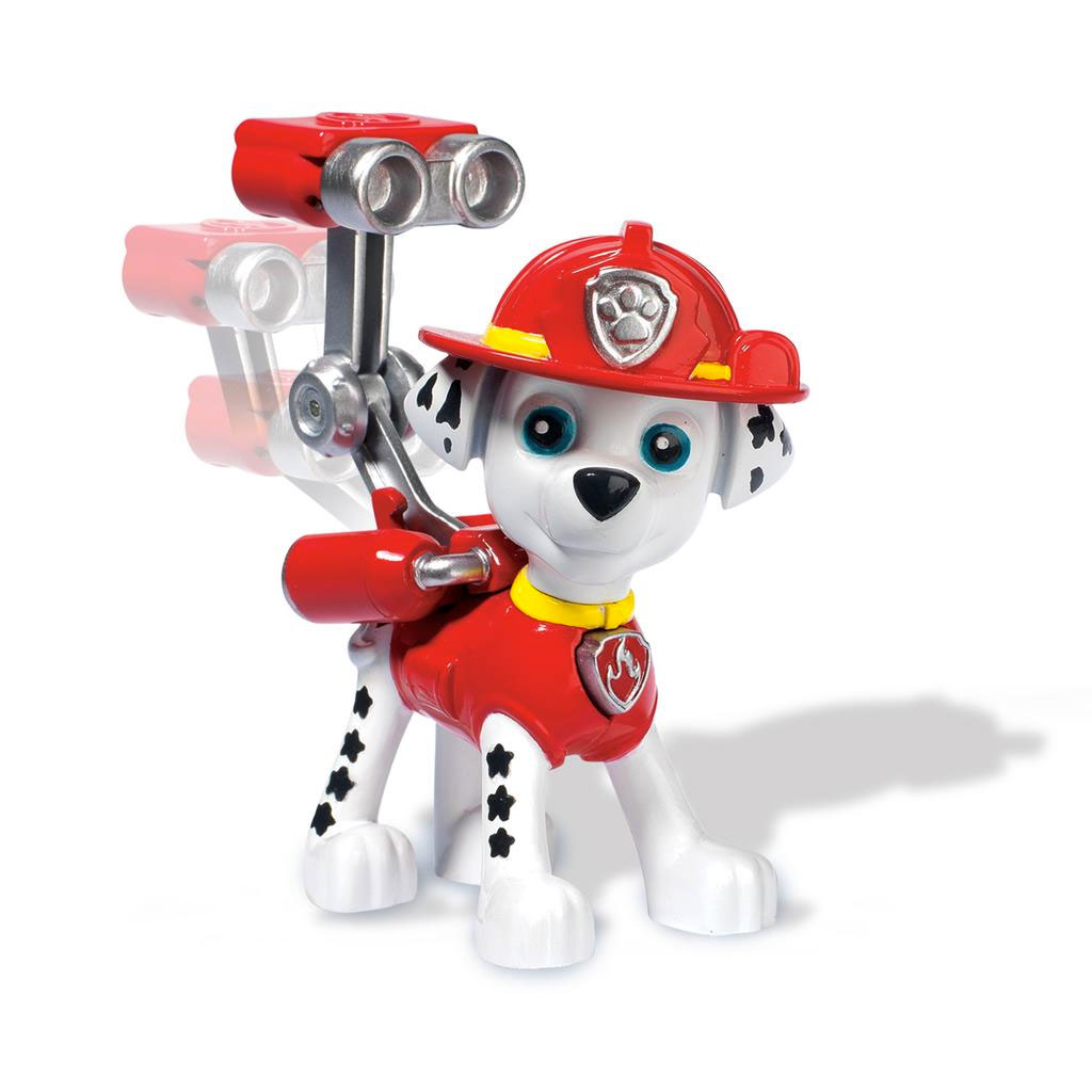 Paw Patrol Action Pack Pup Badge Marshall Products Paw Patrol