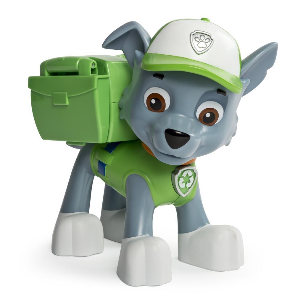 PAW Patrol, Jumbo Action Pup, Rocky