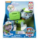 PAW Patrol, Jumbo Action Pup, Rocky Details