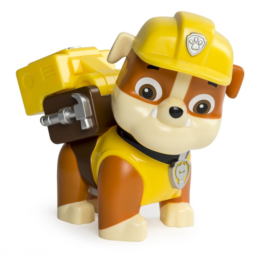 PAW Patrol, Jumbo Action Pup, Rubble