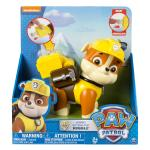 PAW Patrol, Jumbo Action Pup, Rubble Details