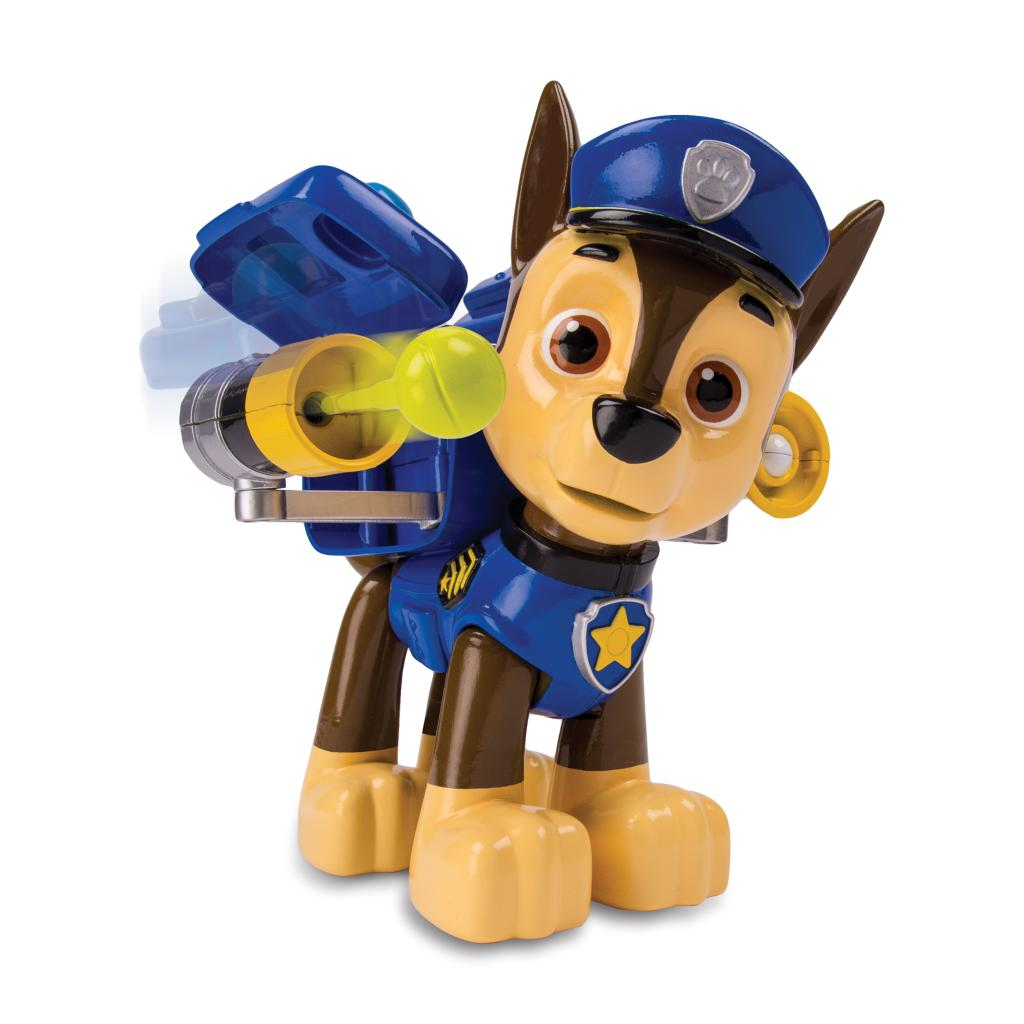 PAW Patrol Jumbo Sized Action Pup, Chase