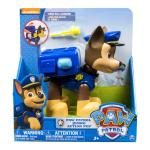 PAW Patrol Jumbo Sized Action Pup, Chase Details