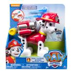 PAW Patrol Jumbo Sized Action Pup, Marshall Details