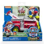 PAW Patrol - Jungle Rescue - Marshall's Jungle Truck Details