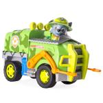 PAW Patrol - Jungle Rescue - Rocky's Jungle Truck Details