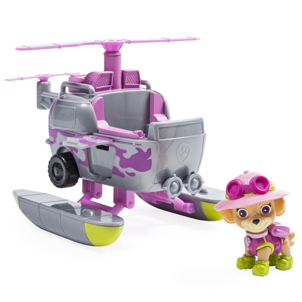 Skye's Jungle Copter