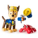 Lifeguard Chase Figure with Removable Backpack and Bonus Sea Friend