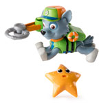Lifeguard Rocky with Removable Backpack and Bonus Sea Friend
