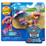 Lifeguard Skye Figure with Removable Backpack and Bonus Sea Friend Details