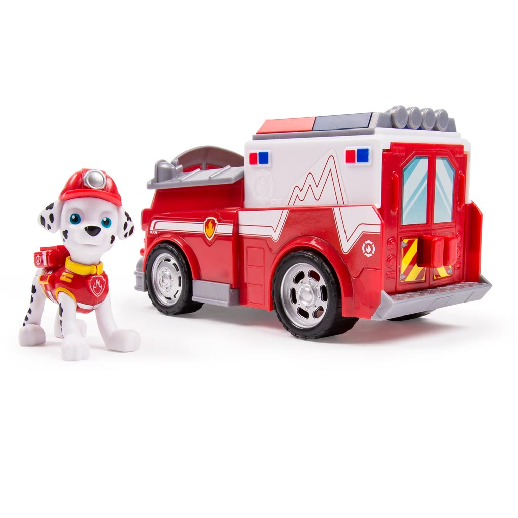 Marshall's EMT Truck, Vehicle and Figure