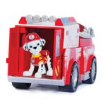 Marshall's EMT Truck Details