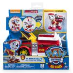 PAW Patrol - Marshall's All Stars Fire Truck - Vehicle and Figure Details