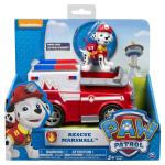 PAW Patrol Marshall's Firetruck, Vehicle and Figure Details