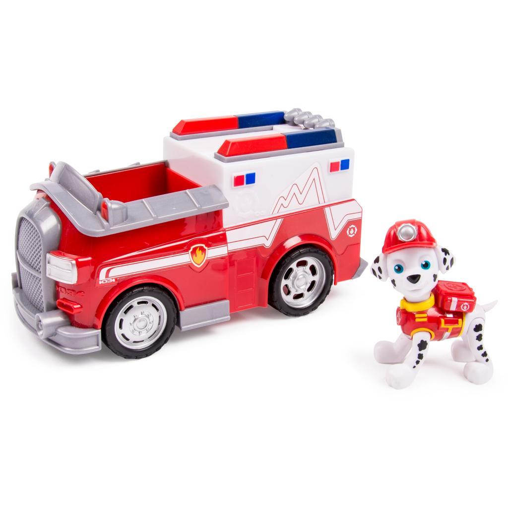 Marshall's Firetruck, Vehicle and Figure