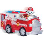 Marshall's Firetruck, Vehicle and Figure Details
