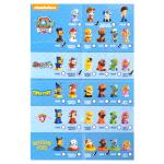 Mini-Figure Blind Bag of Collectible Paw Patrol Characters Details