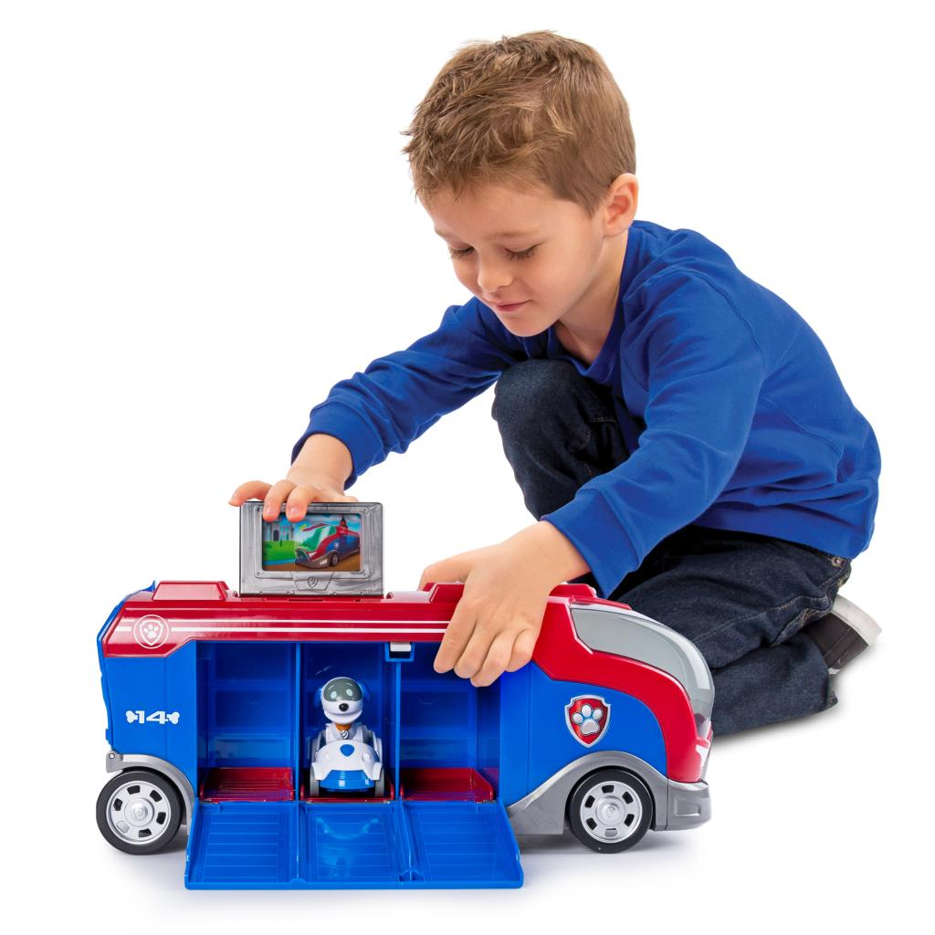 spin master paw patrol mission cruiser. Black Bedroom Furniture Sets. Home Design Ideas