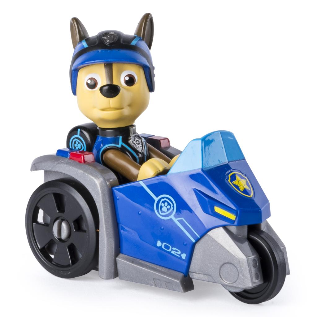 spin master paw patrol mission paw chase s three wheeler. Black Bedroom Furniture Sets. Home Design Ideas