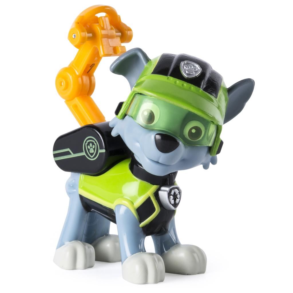 spin master  paw patrol mission paw rocky