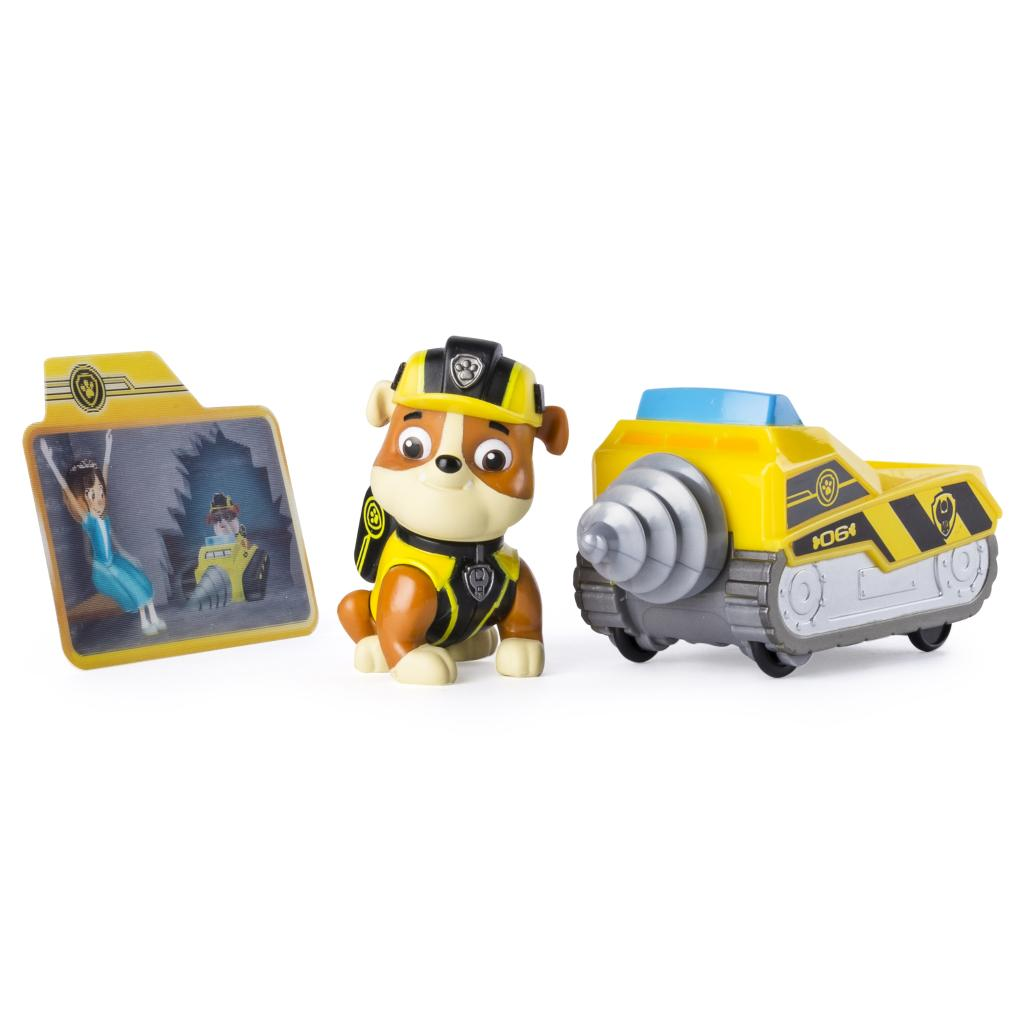 Mission Paw - Rubble's Mini Miner