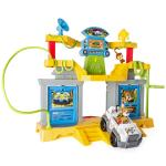 Monkey Temple Playset Details