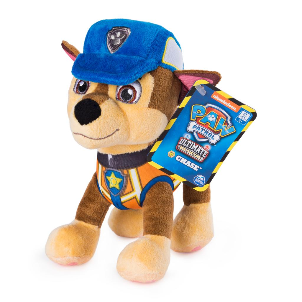 Ultimate Construction Chase Plush