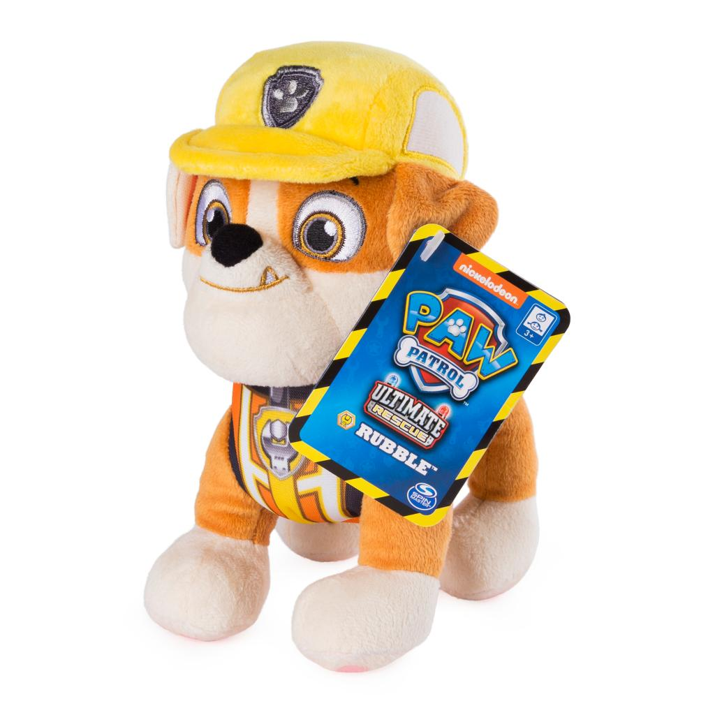 Ultimate Construction Rubble Plush