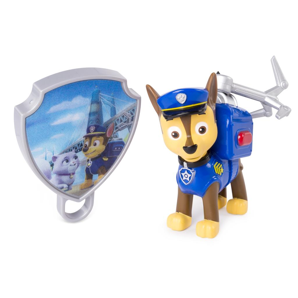 Action Pack Chase with Extendable Hook and Pup Badge