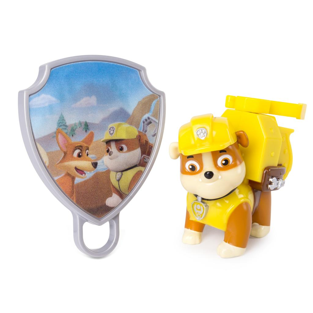 Action Pack Rubble with Extendable Hook and Pup Badge