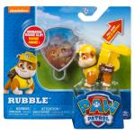 Action Pack Rubble with Extendable Hook and Pup Badge Details