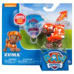 Action Pack Zuma with Extendable Hook and Pup Badge Details