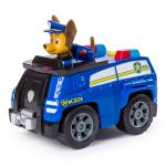 Chase's Transforming Police Cruiser Details