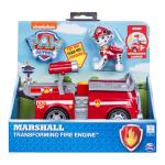 Marshall's Transforming Fire Truck Details