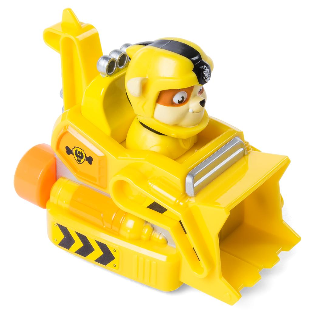 Paw Patrol - Rescue Racer - Sea Patrol Rubble