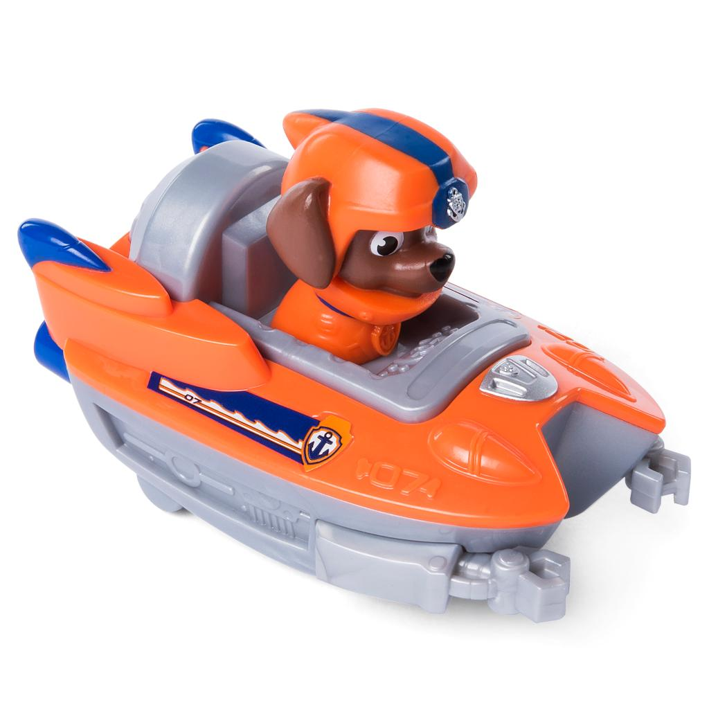 Paw Patrol - Rescue Racer - Sea Patrol Zuma